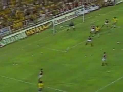 Brazil - СССР/USSR (Soviet Union) World Cup 1982 1st Round 2nd Half