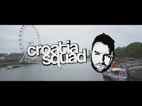 Croatia Squad live - The Egg - London