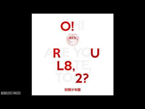 Bangtan Boys (방탄소년단)  - 진격의 방탄 (The Rise Of Bangtan) [Mini Album O!RUL8,2 ]