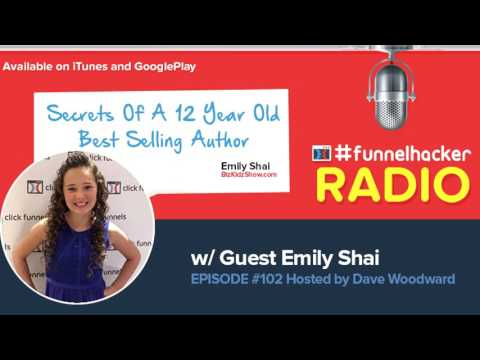 Emily Shai, Secrets Of A 12 Year Old Best Selling Author