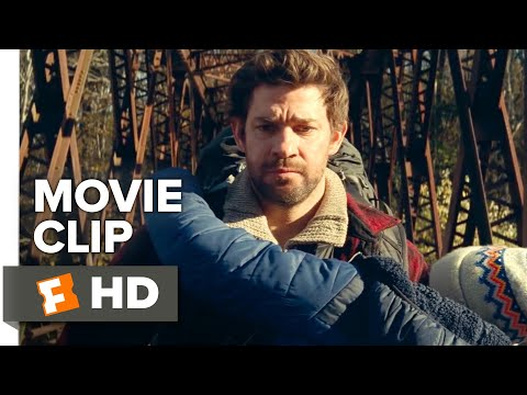 A Quiet Place Movie Clip - Bridge (2018) | Movieclips Coming Soon