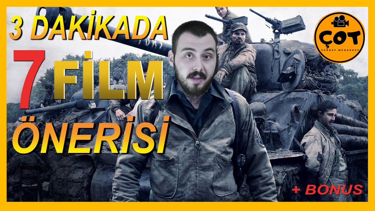 2. Dünya Savaşı Konulu 7 Film Önerisi!