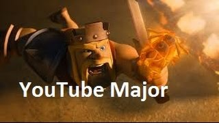 Clash of Clans New BoNer Attack [TH10] Golem Bowler Miner 2016 Clash of Clans [YouTube Major]