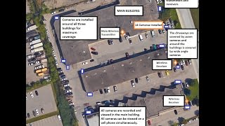 Wireless Camera System Installed Across 3 Buildings Whitby, Oshawa, Pickering, Toronto