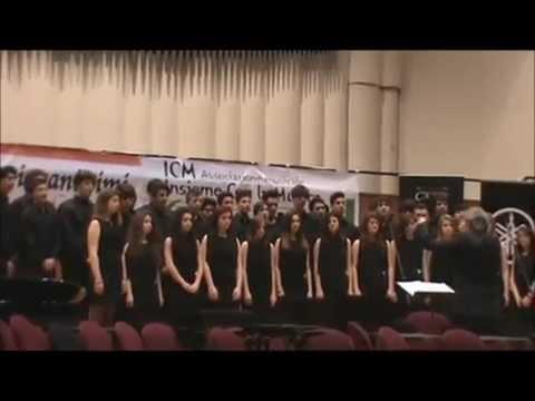 G. Fauré, Cantique de Jean Racine, op. 11 - Coro del Liceo Musicale