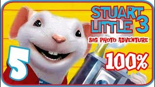 Stuart Little 3: Big Photo Adventure Walkthrough Part 5 (PS2) 100% Street Part 1