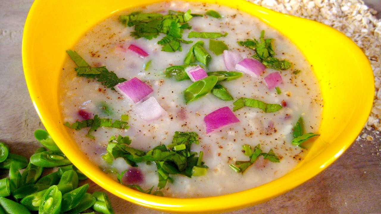 how to make soup in hindi