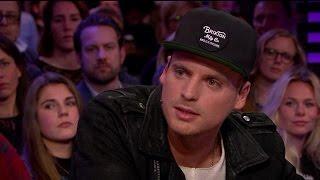 """Giel van StukTV: """"Ik denk elke maand dat ik het plafond wel bereikt heb"""" - RTL LATE NIGHT"""