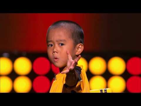 Little Big Shots   Baby Bruce Lee! Episode Highlight