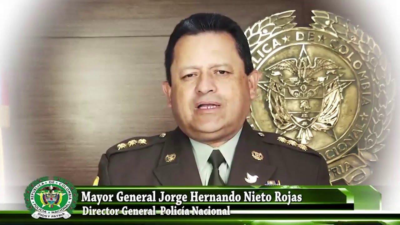 Resultado de imagen para General Jorge Hernando Nieto Rojas