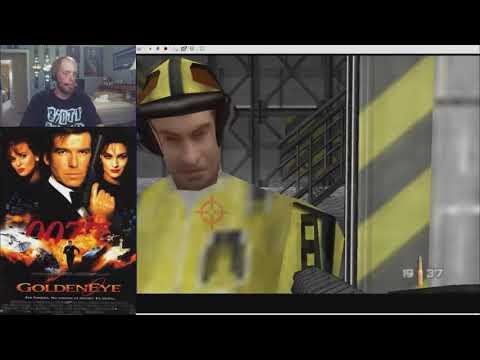 Goldeneye 007 Custom Level: Drax Silo (by Zka)