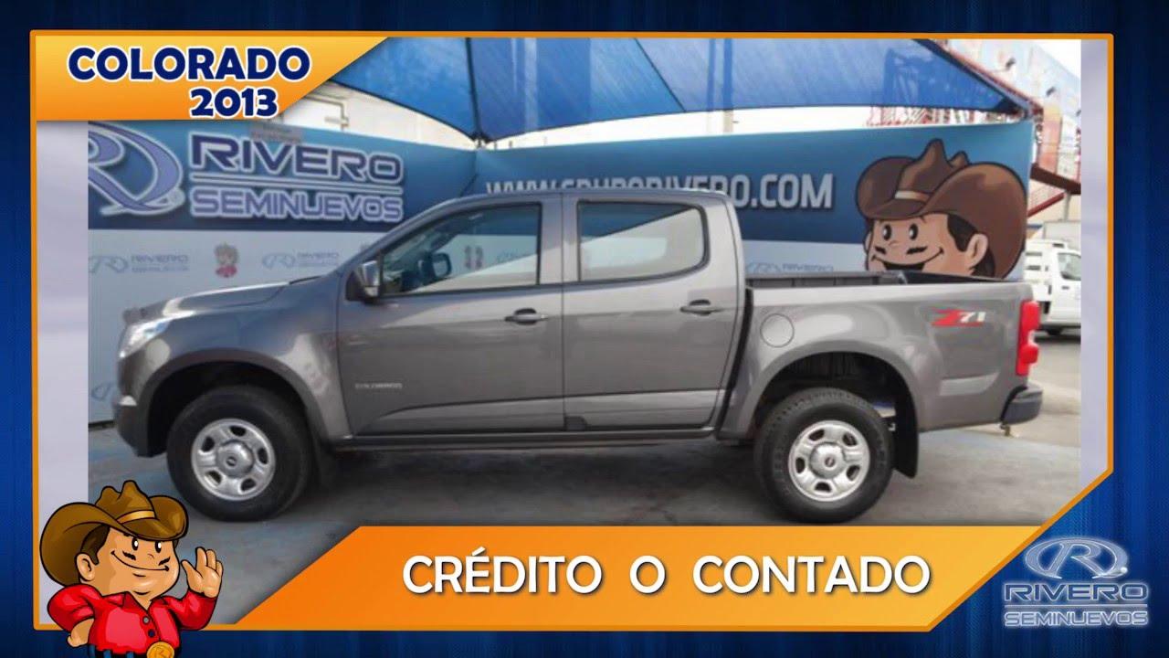 Autos Seminuevos Monterrey México - Colorado Chevrolet ...