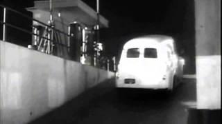 Private Hell 36  , Ida Lupino , Steve Cochran 1954 (Film Noir). Opening Scene