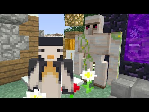 Minecraft Xbox - Series To Slay The Guardian - The Wrong Golem [Part 5]