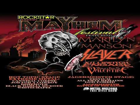Slayer Mayhem Promo