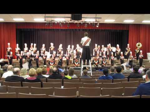 2013 Gardner High School Marching Band Fall Concert