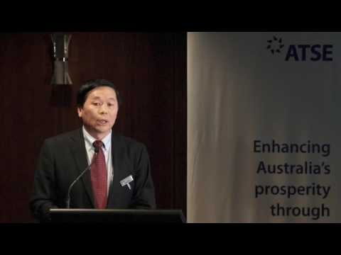 ATSE 2016 New Fellow: Hong Hao FTSE