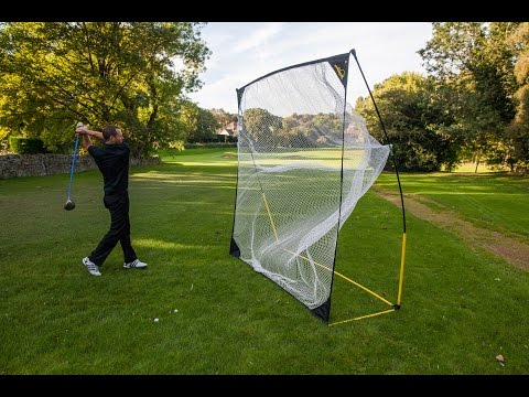 Quick-Hit 8×8' Hitting Net by Quickplay Sport