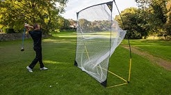 Quick-Hit 8x8' Hitting Net by Quickplay Sport