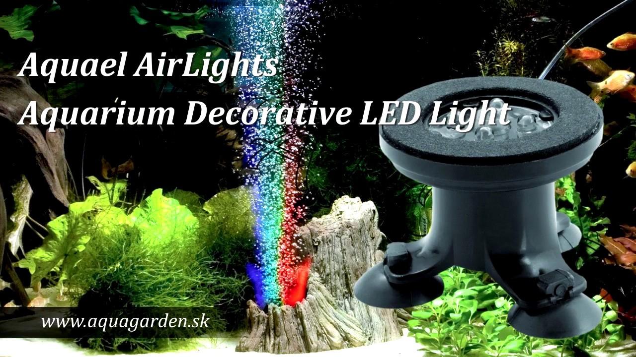 Aquael Airlights Aquarium Decorative Led Light