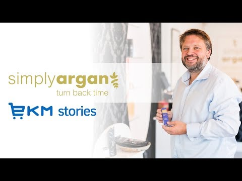 Simply Argan - A holiday in Marrakesh sparks the idea for a successful UK business