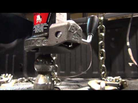 How to Hook Up a Trailer Equipped with a BULLDOG® BX1 Coupler