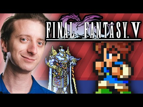 Final Fantasy V - ProJared