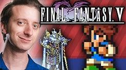 Final Fantasy V - ProJared