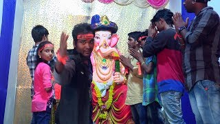 RAHUL SIPLIGUNJ   GALLI KA GANESH dance video by RJ ABCD