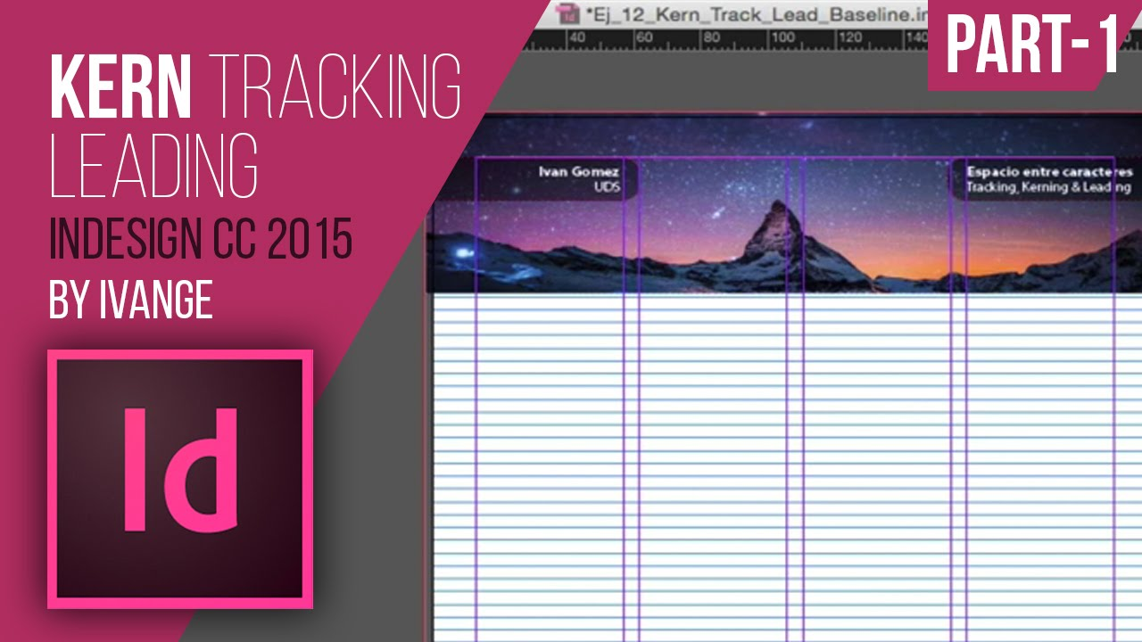 how to change default leading indesign