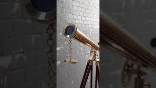 브론즈 클래식 천체 망원경