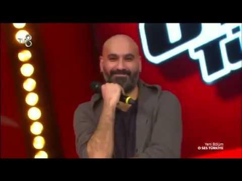 Jüri istedi bir şarkı daha söyledi! Dodan Özer O Ses Türkiye