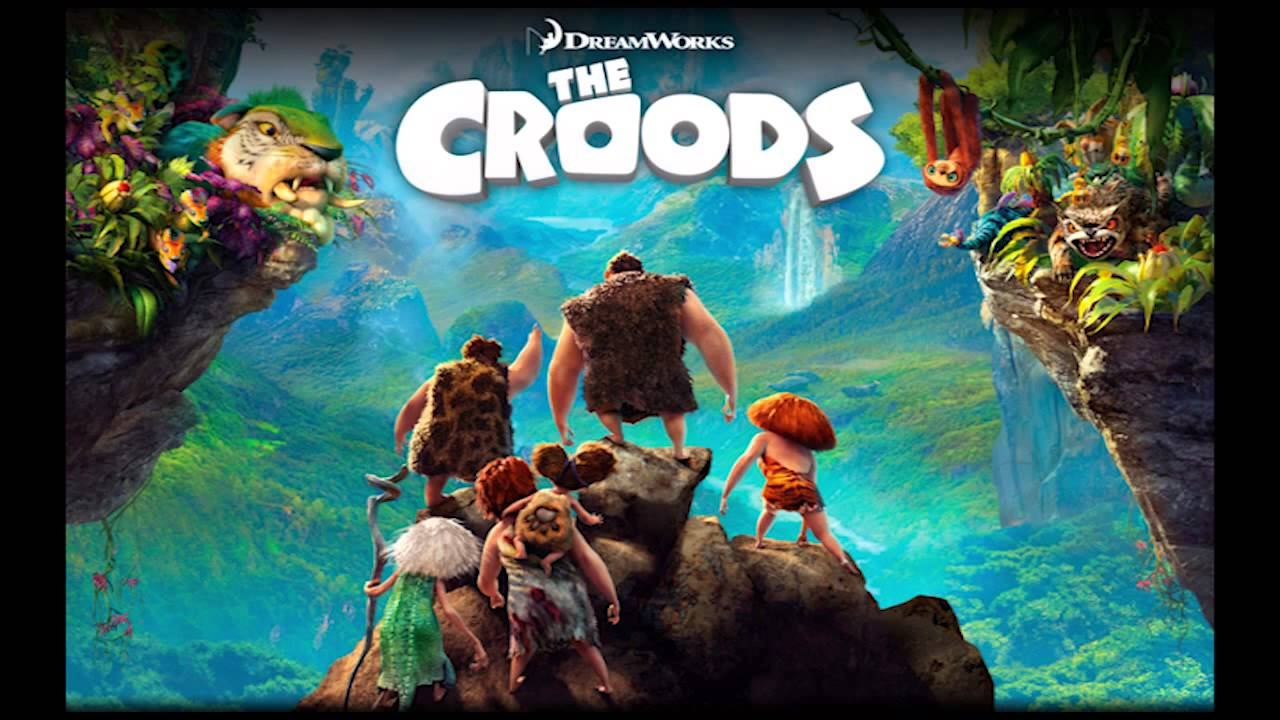 Download THE CROODS Movie Review by The Cutting Room Movie Podcast