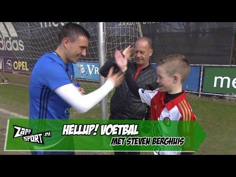 HELLUP! Voetbal met Steven Berghuis | ZAPPSPORT