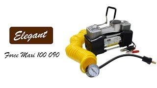 Elegant Force Maxi 100 090 — компрессор — видео обзор 130.com.ua