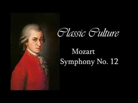 Mozart - Symphony Nº12 || Classic Culture