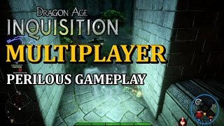 Dragon Age Inquisition Multiplayer - Necromancer Gameplay (Perilous) Playing Post Patch