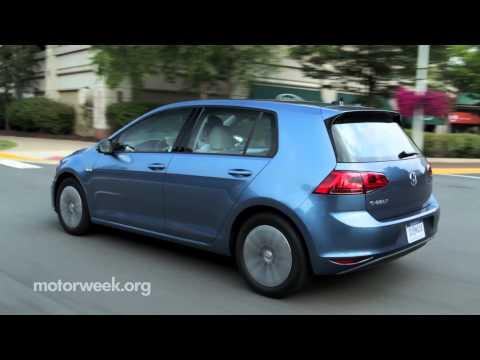 MotorWeek   First Look: 2015 Volkswagen e-Golf