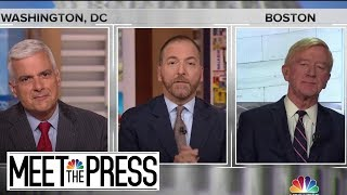 Full Weld & McIntosh: Debate Over Four More Years Of President Trump | Meet The Press