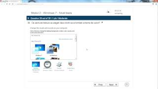 Simulare ECDL Windows 7