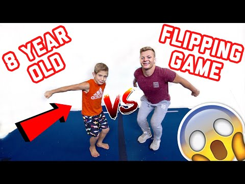 GAME OF COPYCAT VS AN 8 YEAR OLD!