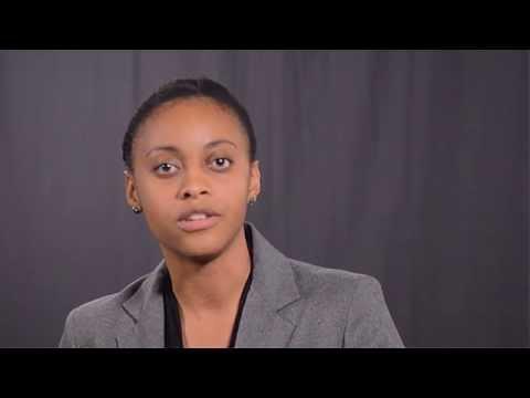 Intelligence and Global Security Graduate Student Natasha Williams