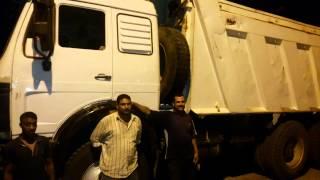 قناة السويس الجديدة مصر:أول ليالى حفر القناة 6أغسطس 2014