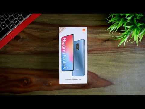 Redmi Note 9 Pro Unboxing and First Impression - Interstellar Black
