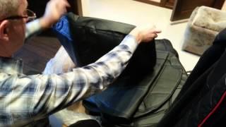 видео Чехлы на TOYOTA PRIUS-30