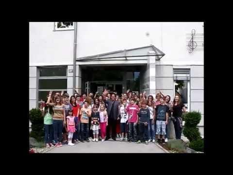 Viva Free Syria from Slovenia - Rogaška Slatina Music Academy