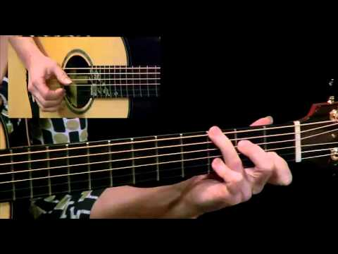 1-2-3 Fingerstyle - #3 The Pinky: C Chord - Guitar Lesson - Muriel ...