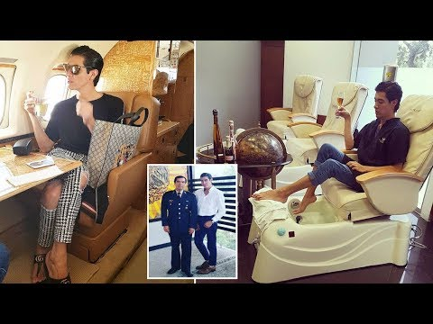 Mexican General's Son delete his LUXURY Lifestyle accounts after Socialist President's election