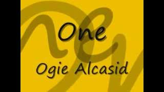 One- Ogie Alcasid (w/lyrics)