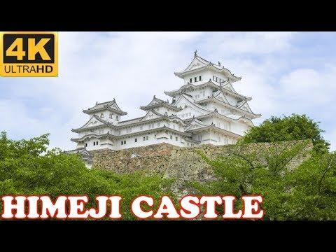 Himeji Castle 4K : Japan's Finest 🏰 姫路城 🏰 Japan As It Truly Is